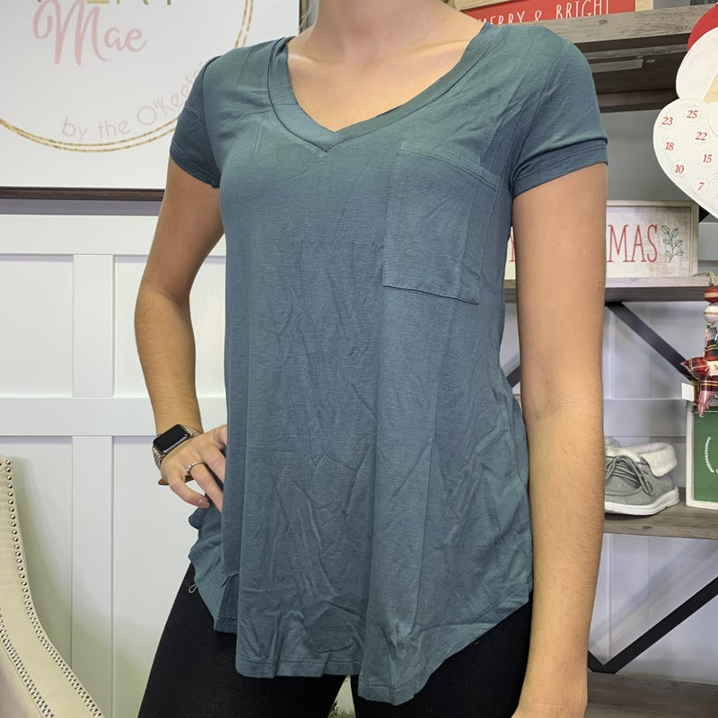 Work Me Out Top - 6 colors!
