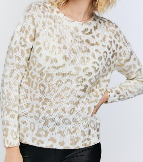 Flashy Sweater