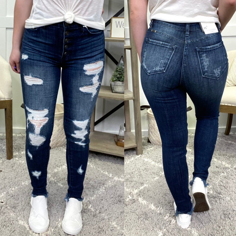 Veronica High Rise KanCan Jeans