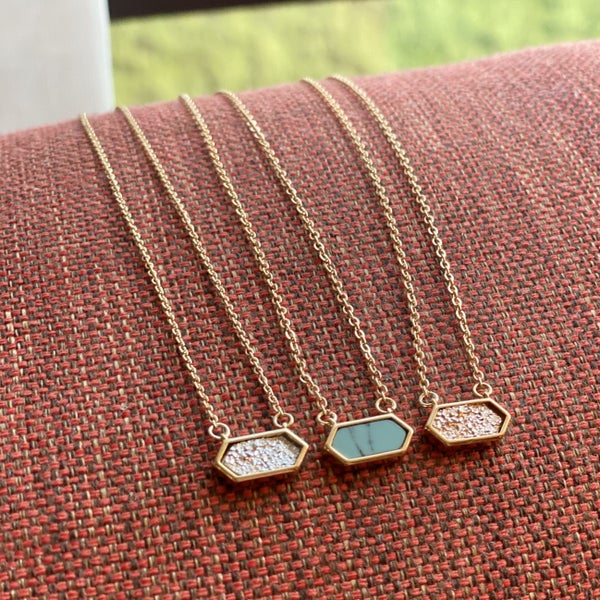 Loving This Necklace - 4 options!