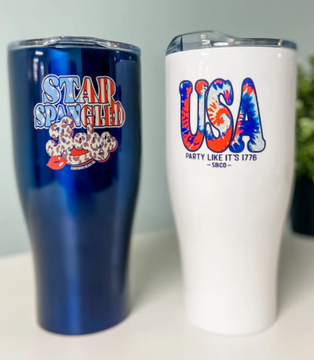 Homegrown American 27oz Tumbler - 2 options!