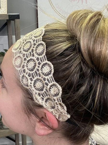 Bun goin' up on a Tuesday Headband