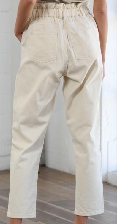 Sophisticated Honey Pants