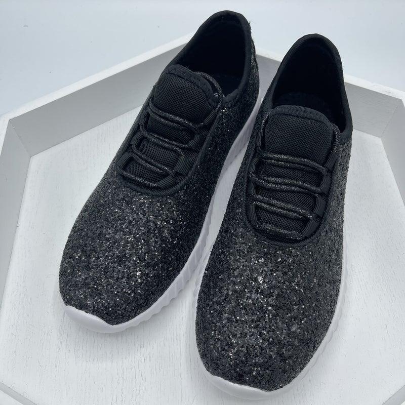 Black Diamond Forever Tennis Shoe