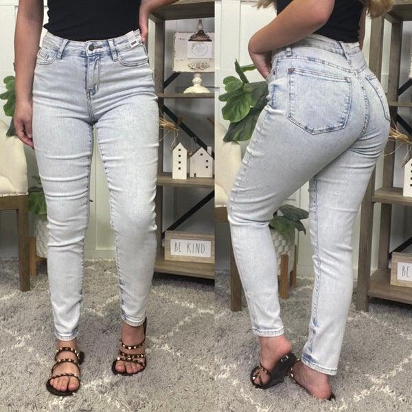 The Mara High Rise Judy Blue Jeans