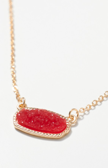 Boujee Date Necklace - 4 colors!