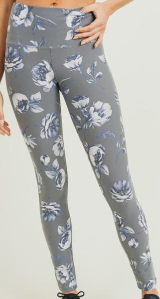 Flower It Out Leggings