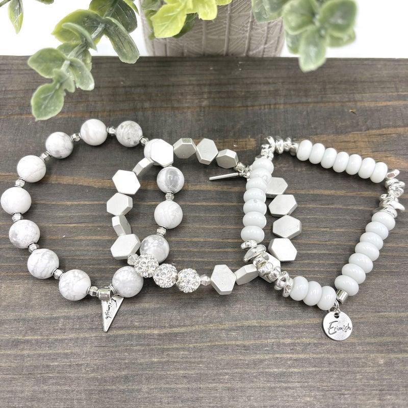 Elegance Marble Erimish Bracelet