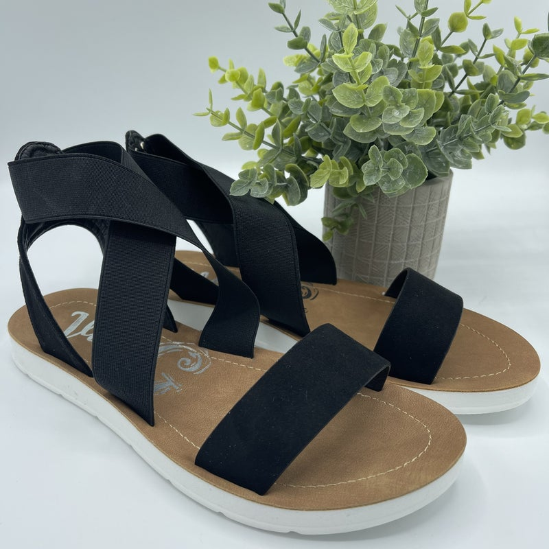 Black Promise You Comfort Very G Sandal