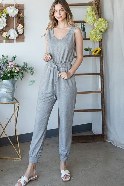 Jump Into Comfort Jumpsuit - 3 colors!