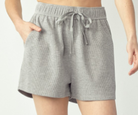 Lounge by Me Shorts - 2 colors!