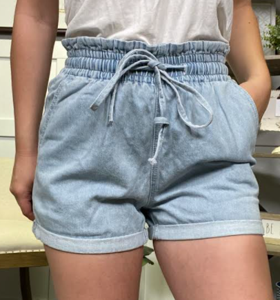 Carried Away Shorts - 2 colors!