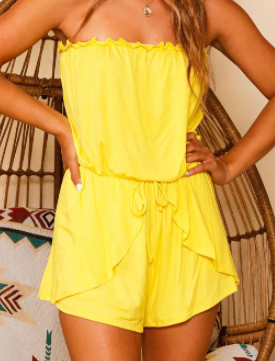 You're My Sunshine Romper