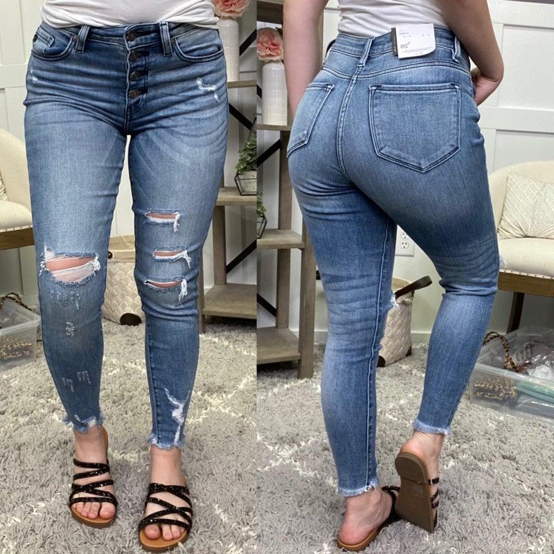 Jillian High Rise KanCan Jeans