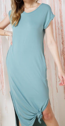 Comfort To the Max Dress