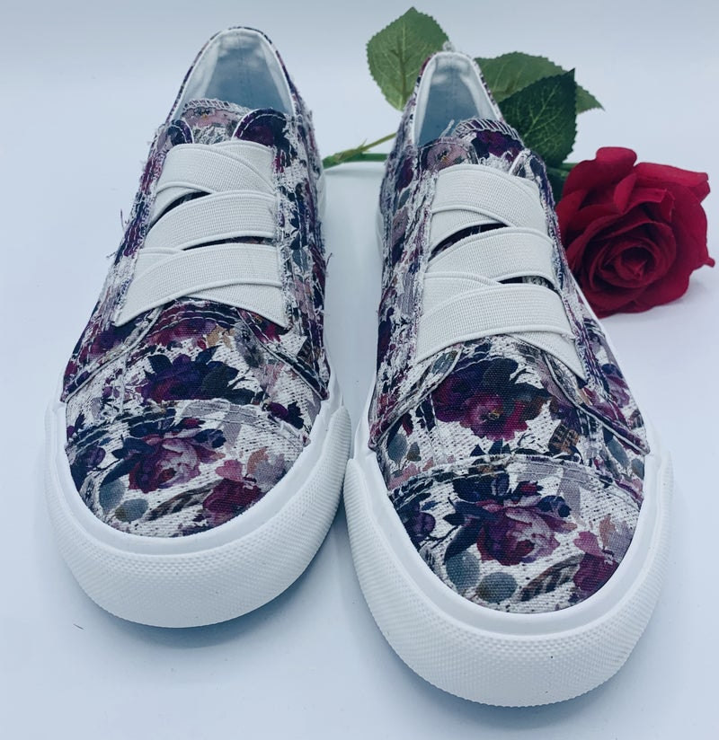 All The Fall Floral Blowfish Sneakers