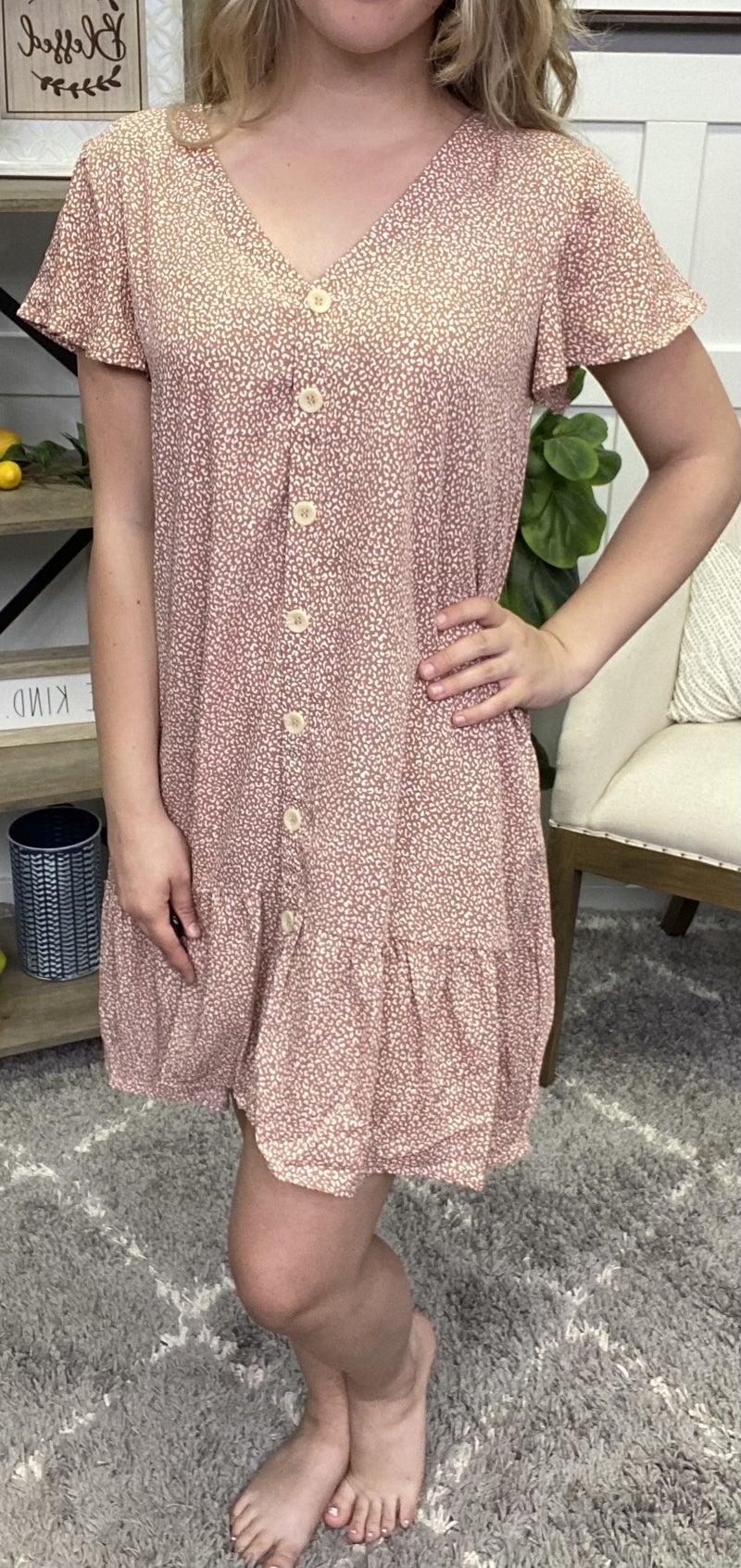 Miss Independent  Dress