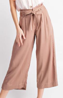 Single Ladies Cropped Pants