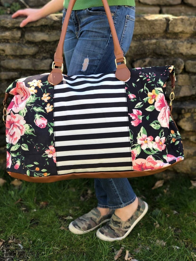 The Perfect Weekender Bag - 3 colors!