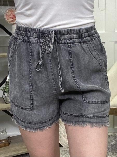 Edgy Babe Shorts