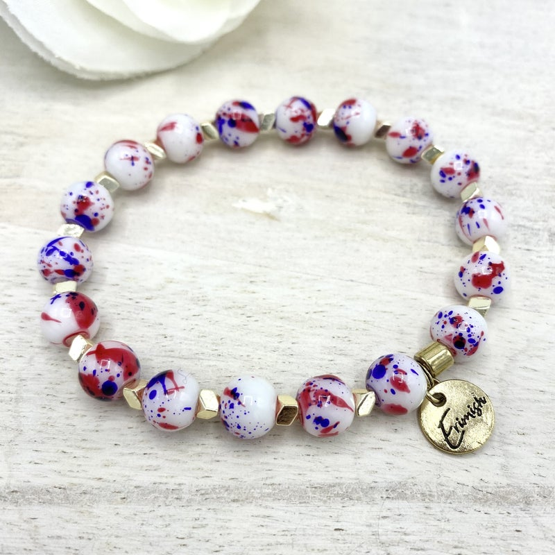 Speckle me in American Spirit Erimish Bracelet