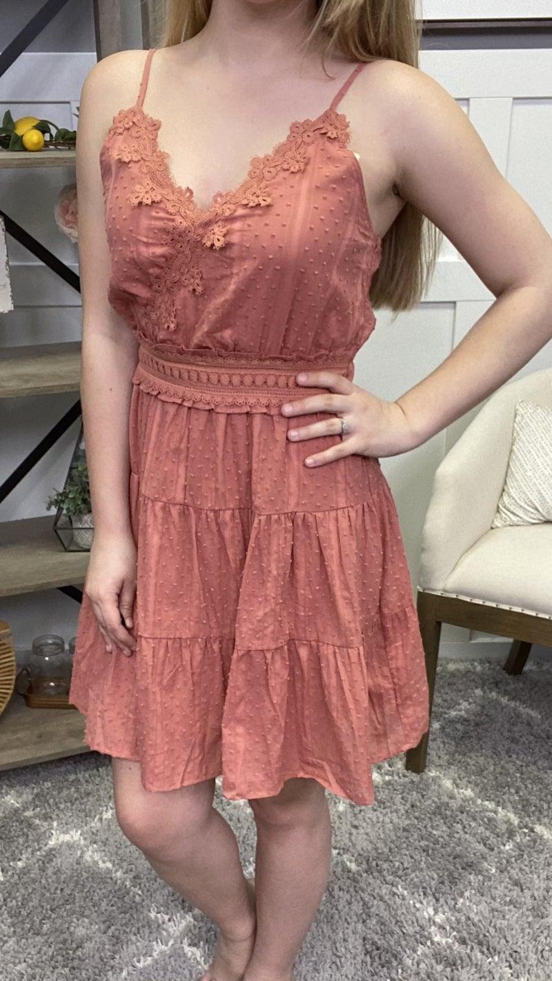 Turning Page Dress