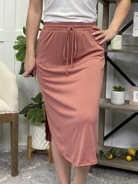 Sunset Midi Skirt