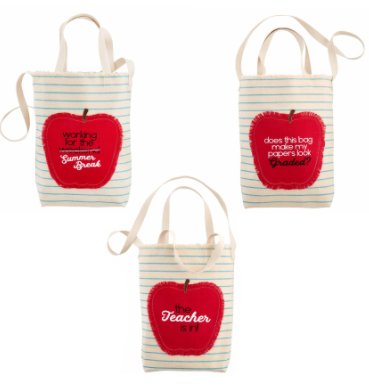 Teacher Totes - 3 options!