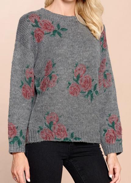 Call Me Rosey Sweater