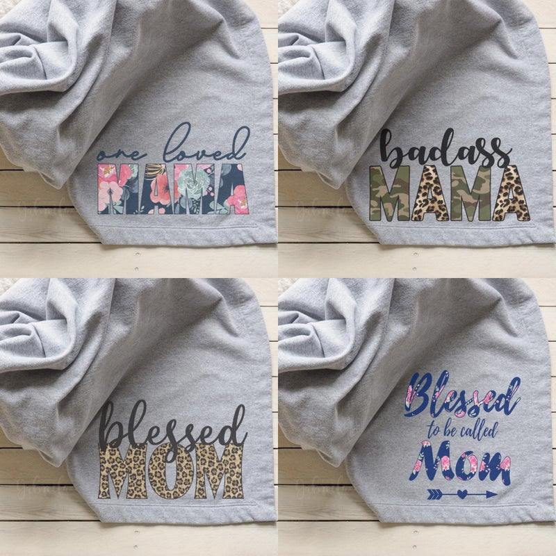 Let Her Know Blanket - 4 Styles