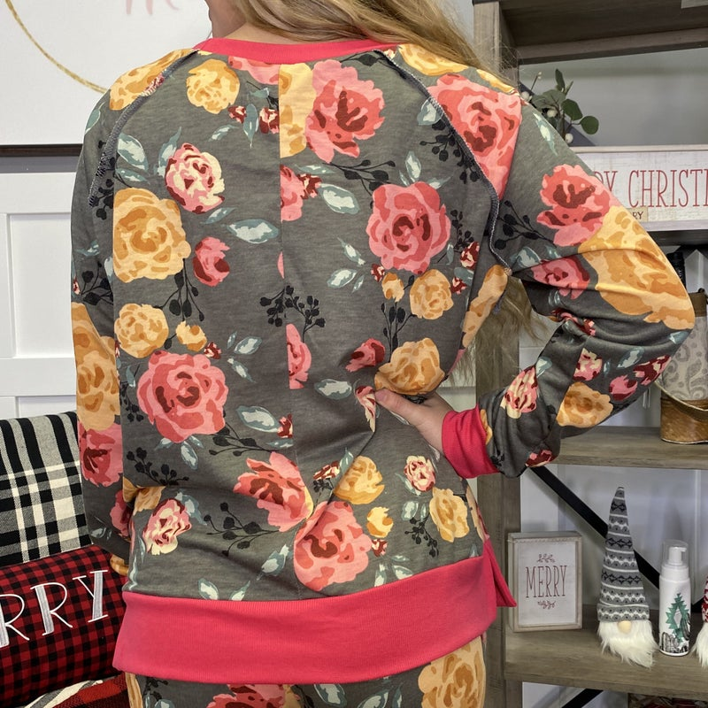 Smell The Flowers Honeyme Top