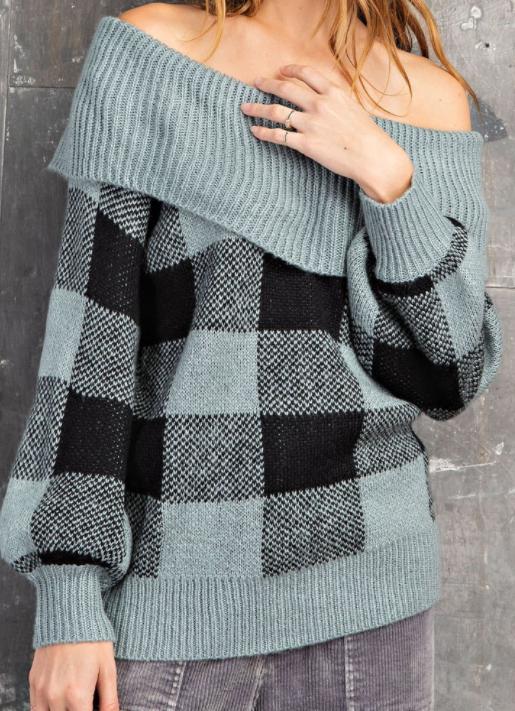 I Like You Sweater