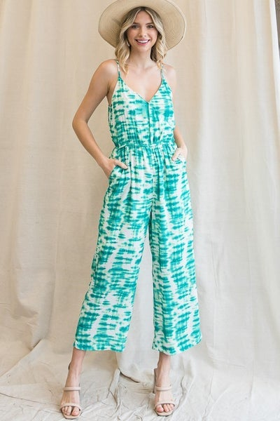 Electrified Jumpsuit