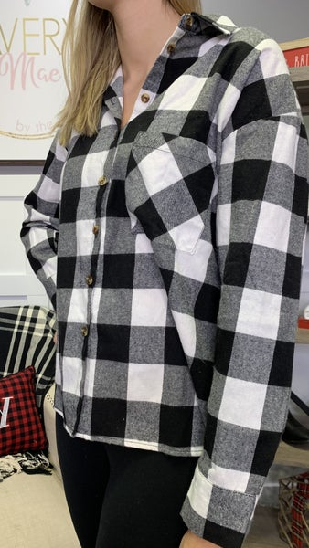 Timber Plaid Flannel
