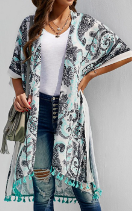 Best Day Ever Kimono - 2 colors!