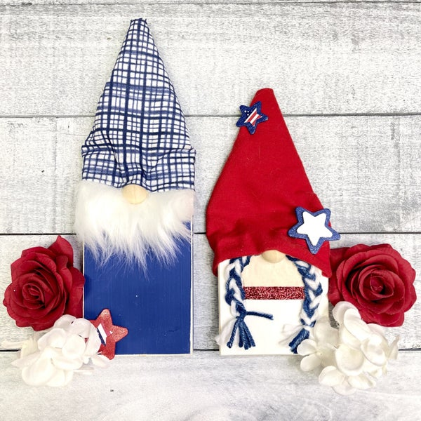 American Gnome Set