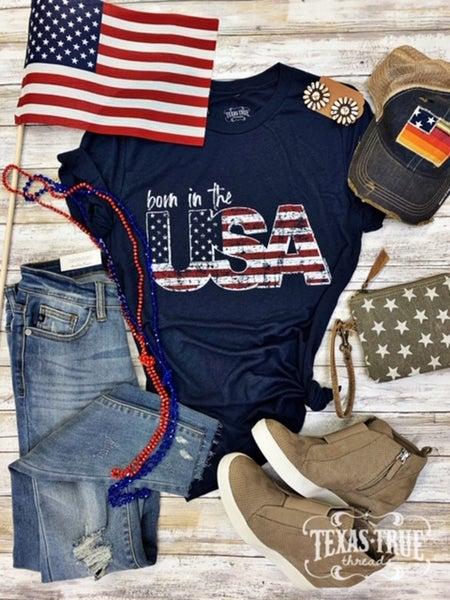 Born In The USA Tee