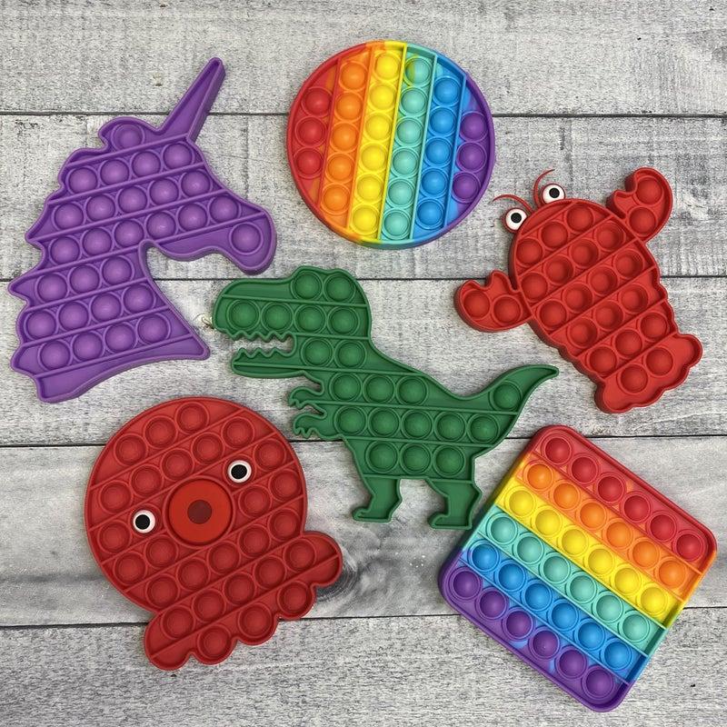 Fidget Toys - 6 options!