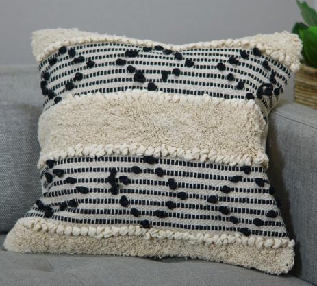 Aztec Cotton Pillow Cover