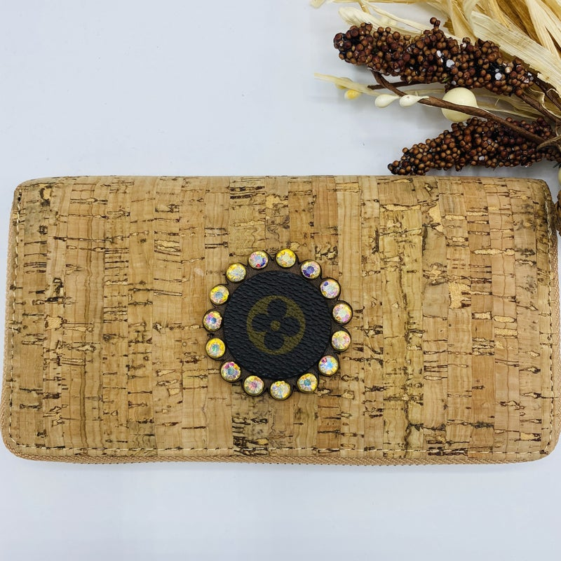 Cork Up-Cycled Wallet