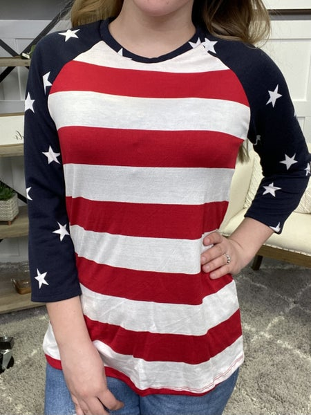 American Spirit Top