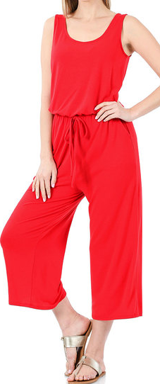 DOORBUSTER!! Keep the Energy Jumpsuit - 2 colors!