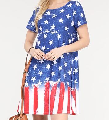 Patriotic Cutie Dress