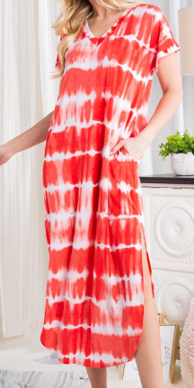 Be Your Own Flame Dress