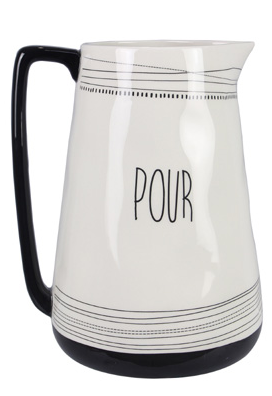 Pour out Your Heart Pitcher