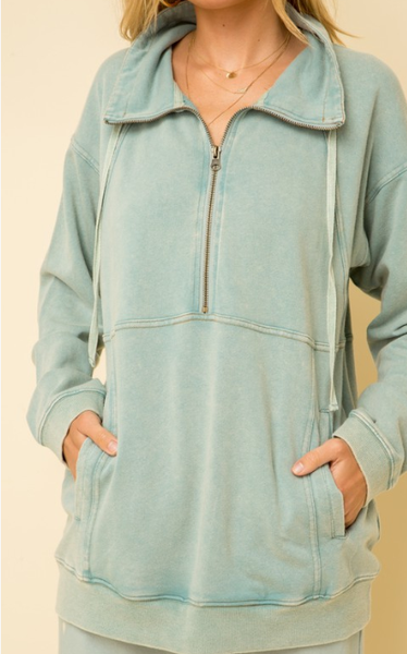 State Of Attraction Pullover Top