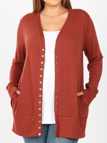 DOORBUSTER!! Day Time Cardigan - 6 colors!