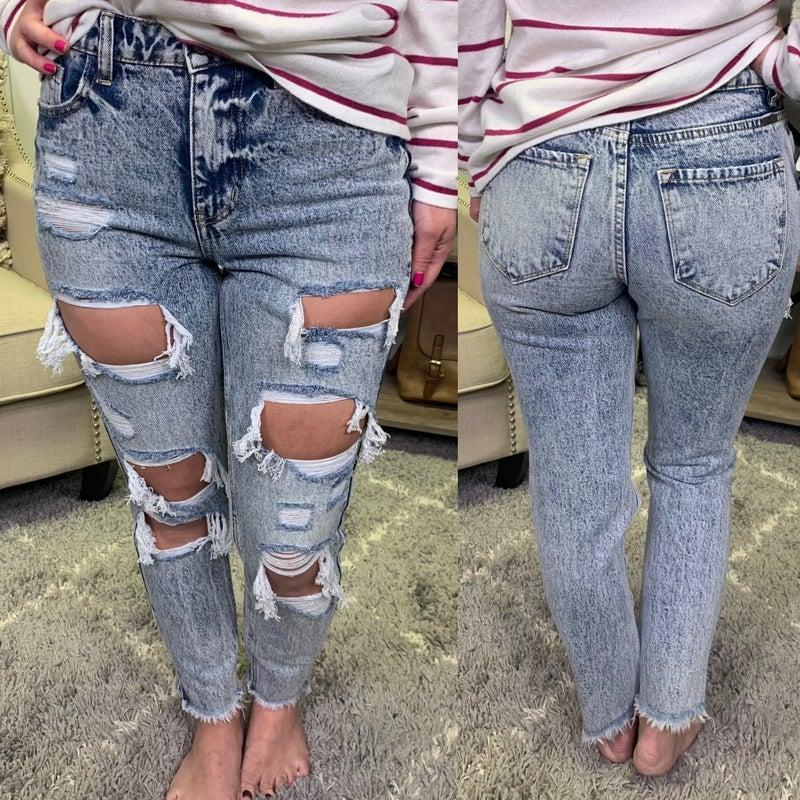Old Faithful High Rise KanCan Jeans