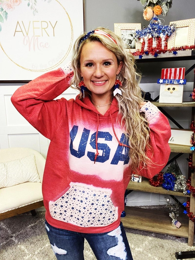 Party in the U.S.A. Hoodie