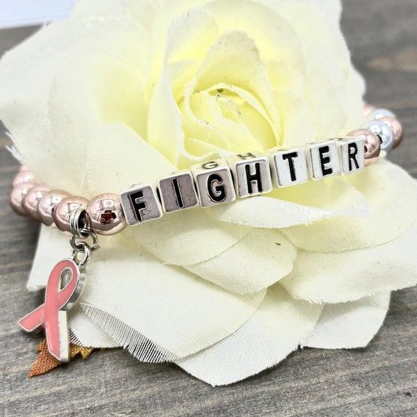 Fighter Breast Cancer Erimish Bracelet